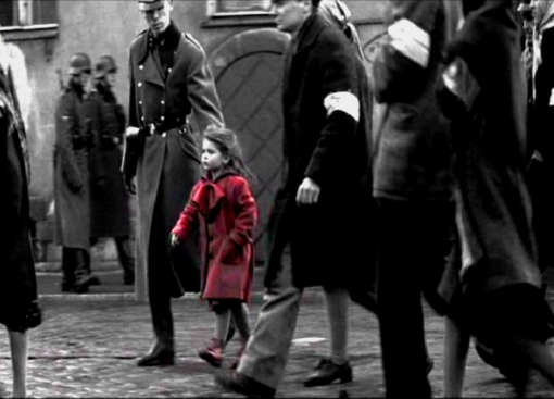 The Girl in the Red Coat | Holocaust Visual Archive